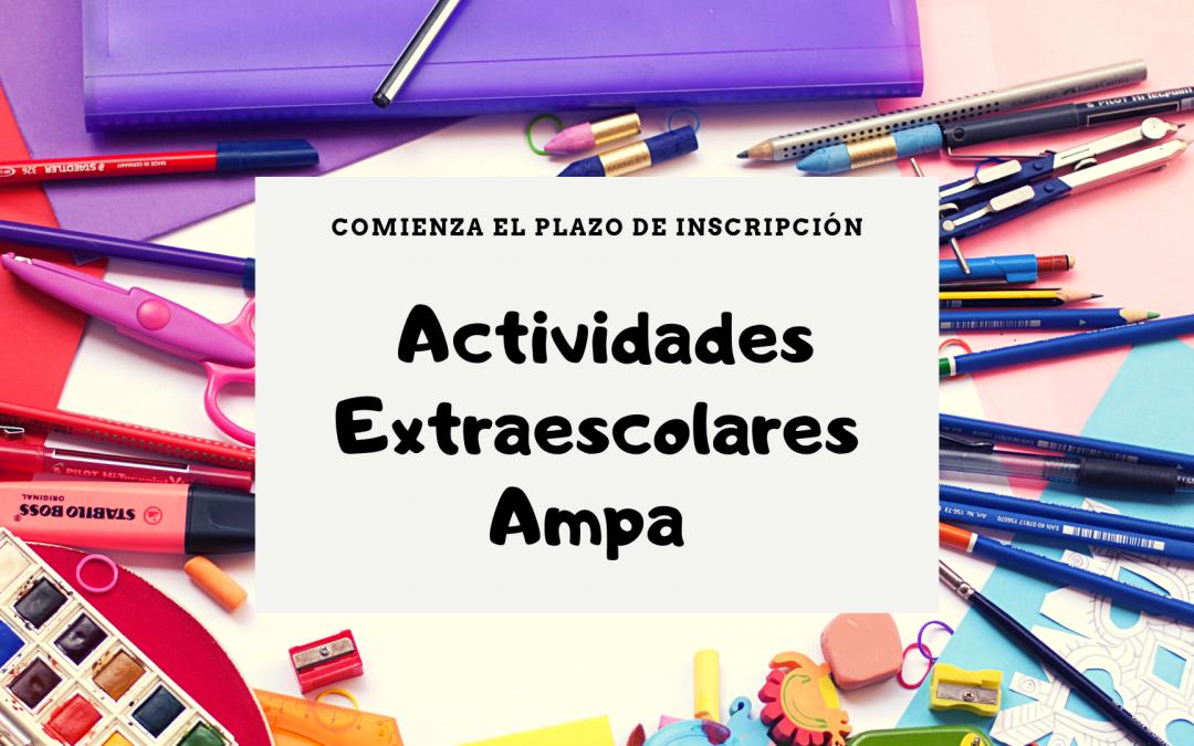 Actividades Extraescolares Ampa