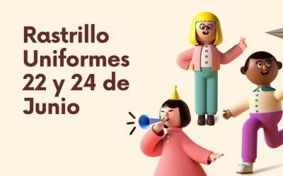 RASTRILLO DE UNIFORMES